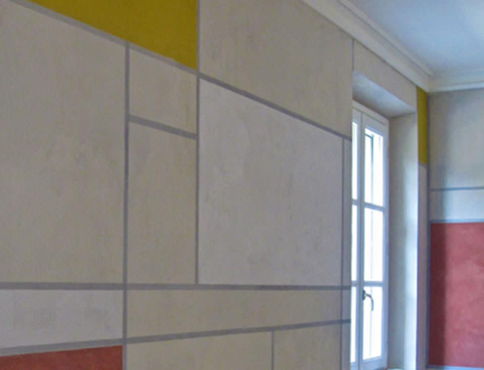 Suggerimenti consulenze arjumandsworld for Muri interni decorati
