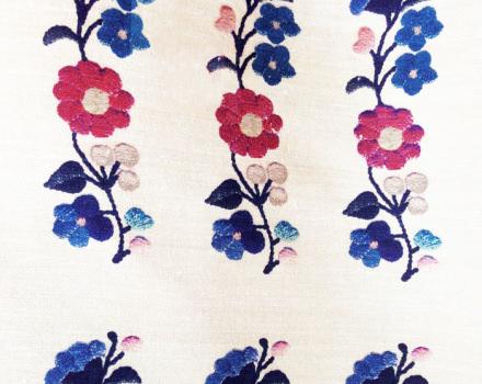 BALCANIC FLOWER BLUE