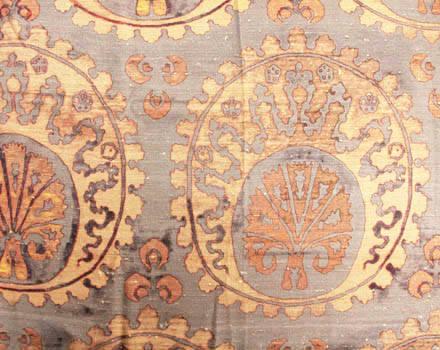 Venice Ottoman Blu Cielo