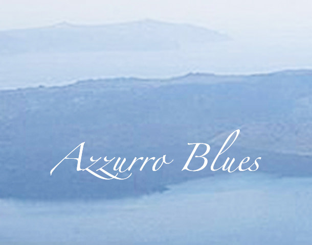 A  summer selection of  azzurro blues  fabrics