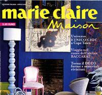 MARIE CLAIRE APRILE 2009
