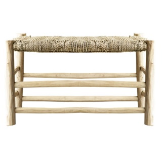 Small Palmleaves bench