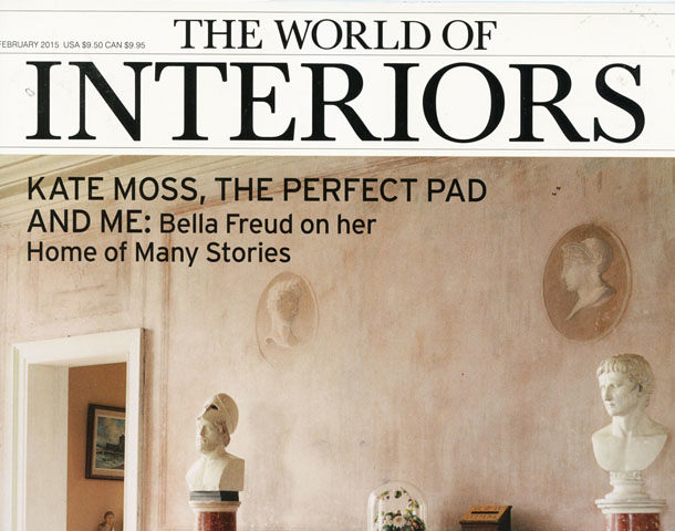 World of Interiors february 2015