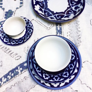 Uzbek pottery a set of n. 5 items
