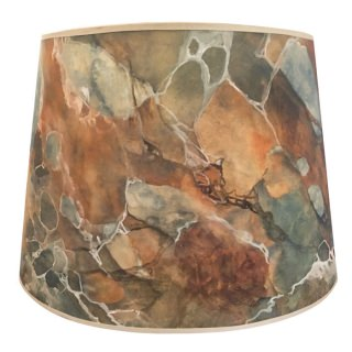 Faux Marble cool Lampshade