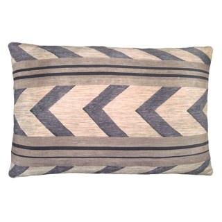 Herringbone cool pillow