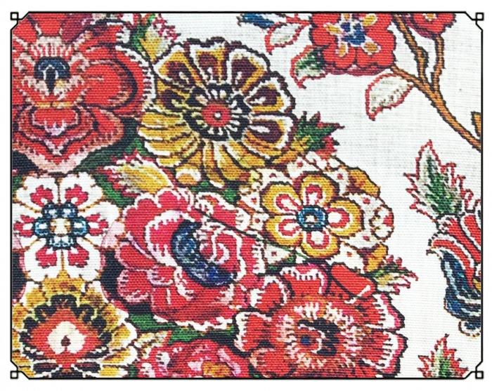 A Persian Beauty Flower (panel)