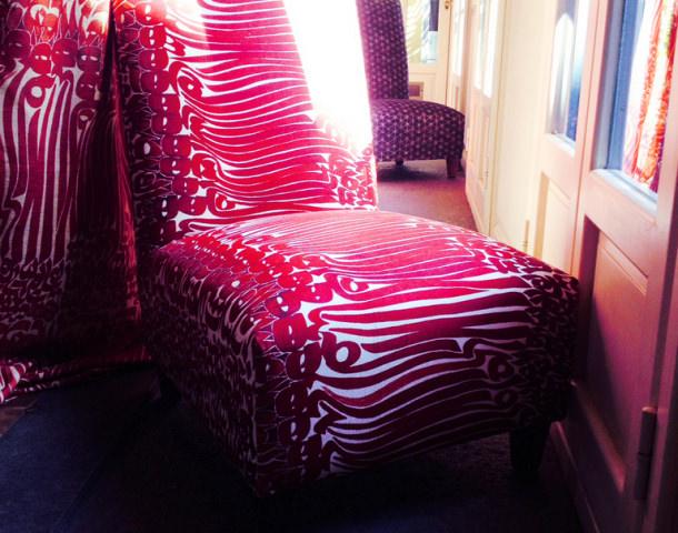 Ottoman chairs