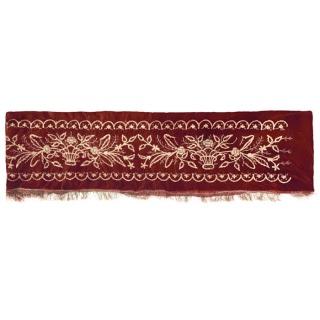 Ottoman Emboidery