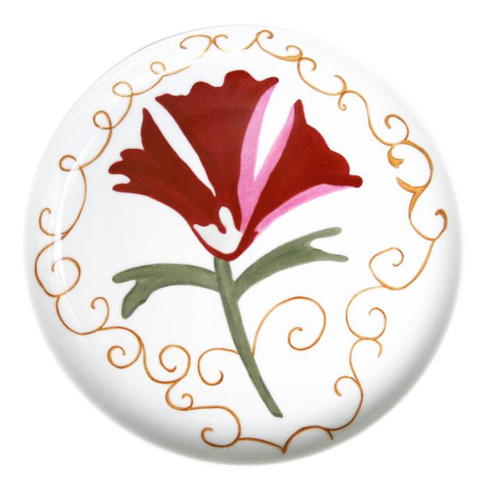 piatto fiore