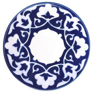 Uzbek serving plate
