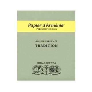 Papier d'Arménie candle Tradition